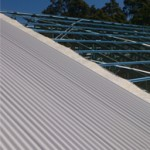 metal roofing insulation